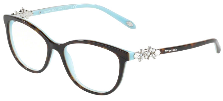 Tiffany Tf2144hb Eyeglasses Authentic Tiffany Glasses